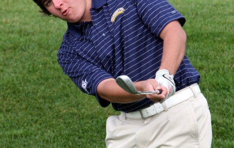 Marquette Men's Golf: Freshman leads Marquette in The McLaughlin