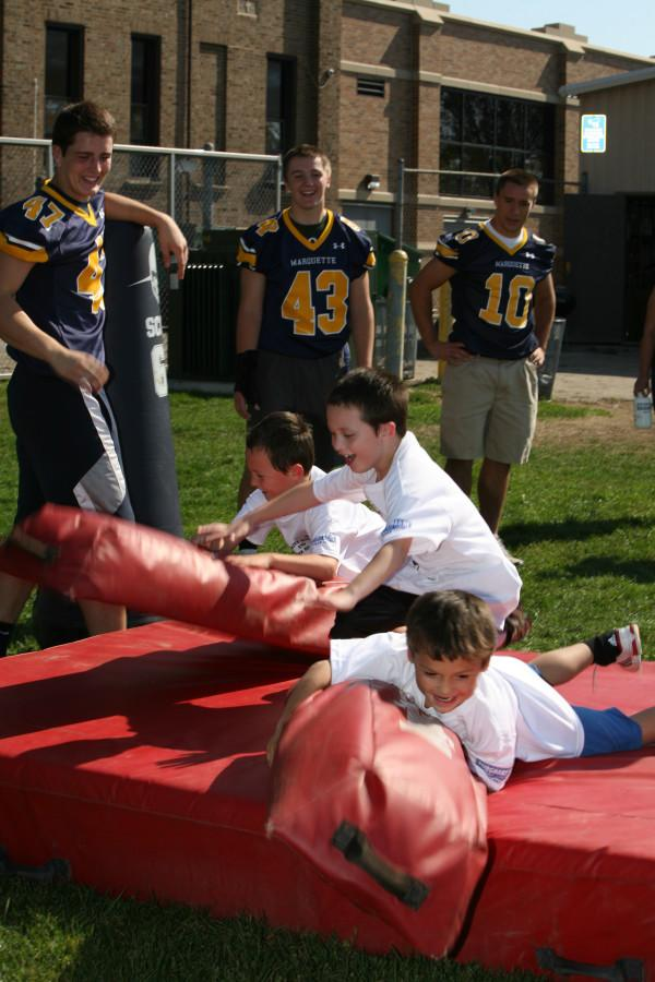 MUHS to hold football camp for autism
