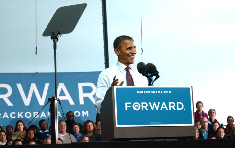 Obama rallies voters at Summerfest grounds