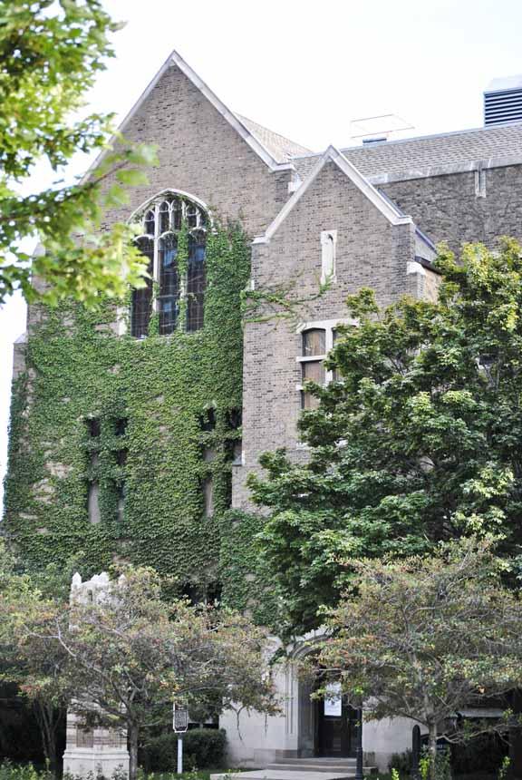 Campus 'front door' to be renovated