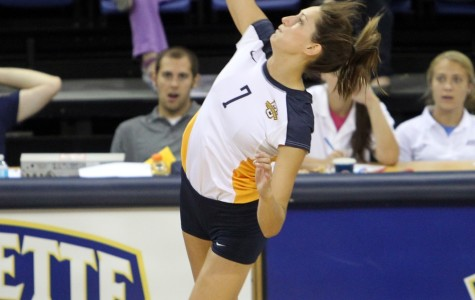 Marquette Volleyball: Bond Squad improves to 9-3 at home