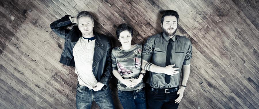 The Ballroom Thieves are just one of the more than thirty bands performing at the Yellow Phone Music Conference this weekend. Photo courtesy of Livingston Jones.