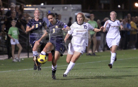 Marquette Women's Soccer: Two demanding tests this weekend for Golden Eagles