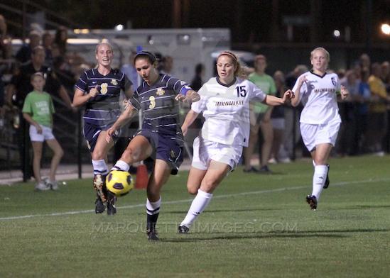 Marquette Womens Soccer vs. UW-Milwaukee