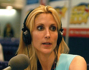 Conservative author Ann Coulter ignited controversy after using the R-word in a tweet Oct. 22. / Photo by Kyle Cassidy
