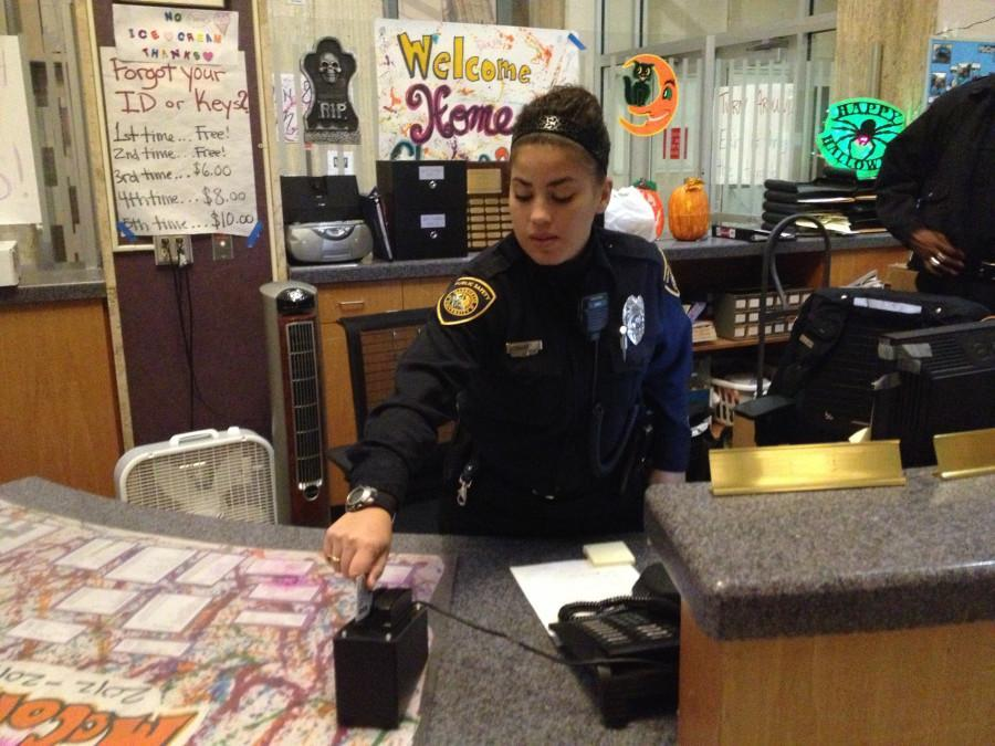 For DPS officer, safety work comes full circle