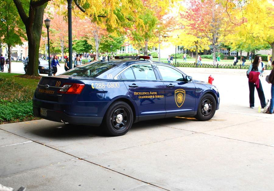 EDITORIAL: Department of Public Safety is here to help