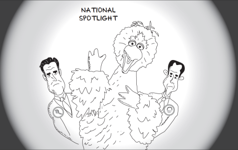 EDITORIAL: Don't let Big Bird get in the way of important issues