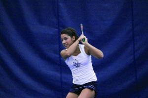 Marquette Women's Tennis Practice