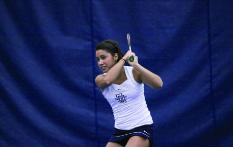 Tennis teams pick up shut out wins