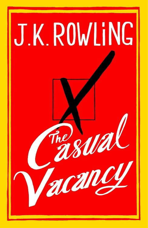 J.K. Rowling released her first adult novel,