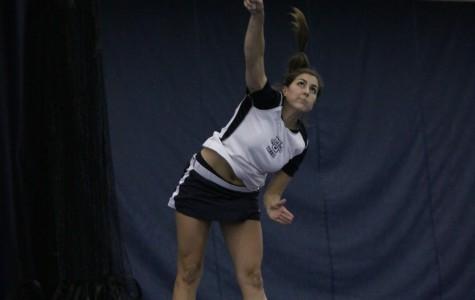 Women's tennis competes in Wildcat Invitational