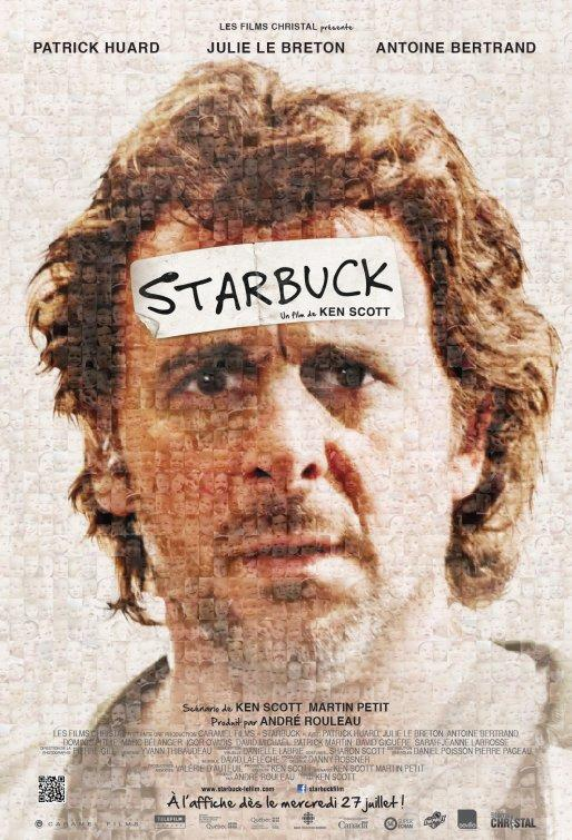 Starbuck was one of the highlights of the 2012 Milwaukee Film Festival. Photo via impawards.com.