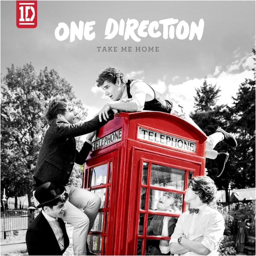 One Direction's latest album was released on November 9. Photo via Facebook.