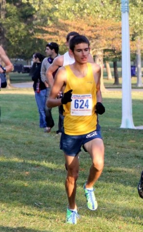 Alex Miller Running