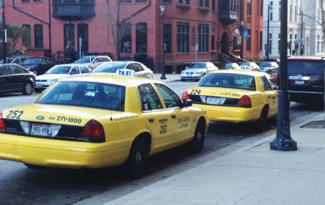 City cab drivers fight high permit costs