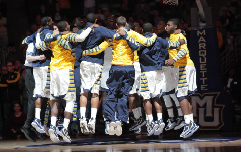 Marquette men take on Villanova Saturday