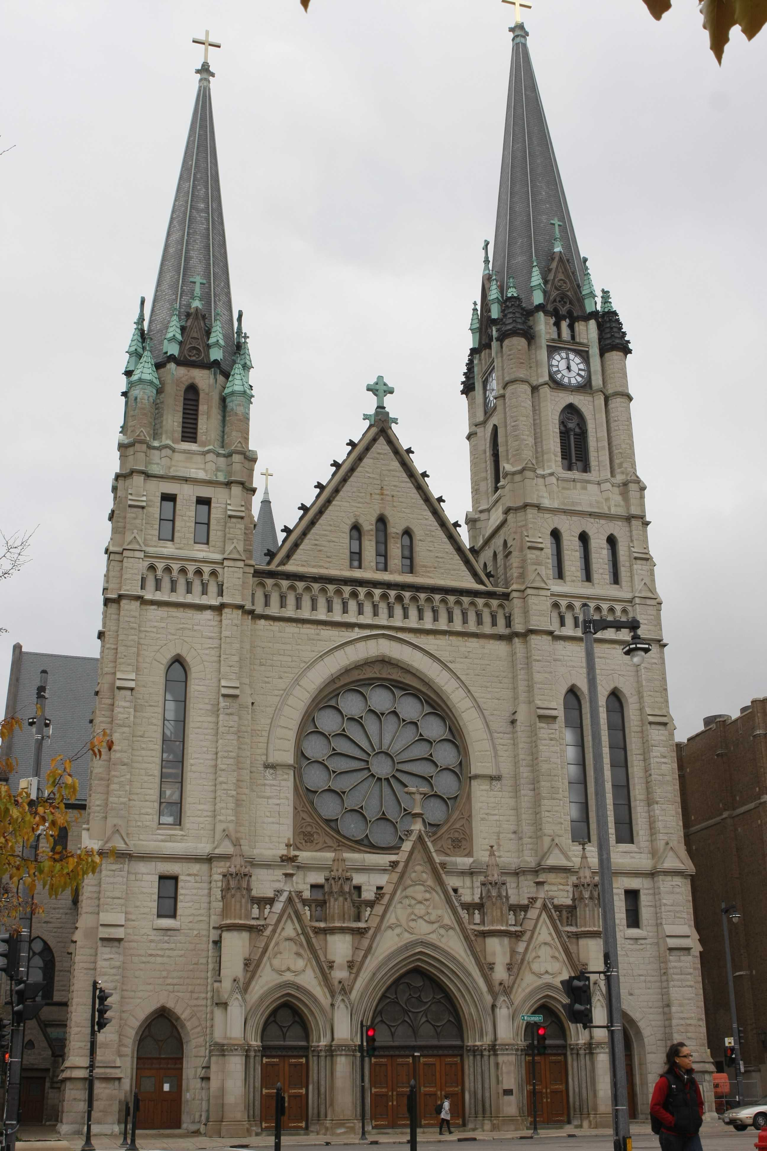 As Marquette plans to close Lot F in preparation for the Athletic Performance Research Center, the Gesu Parish is concerned about its own parking options.