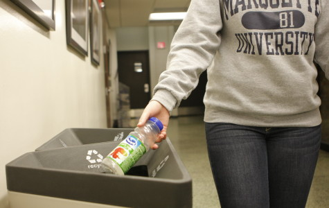 Sustainability becomes a Marquette goal