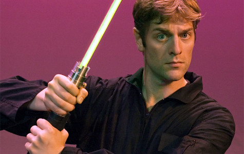 See 'One-Man Star Wars Trilogy,' you should
