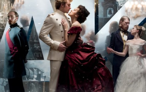 'Anna Karenina' adaptation pretty, cold like a Russian winter