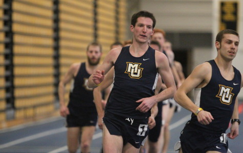 Freshmen lead the way for track and field