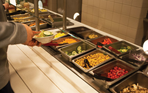 Healthy eating at MU a priority for some students