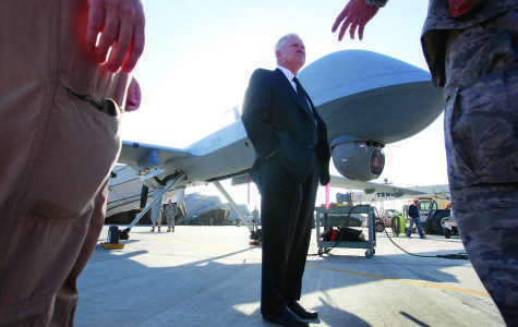 Editorial: Though unmanned and far away, drones still matter