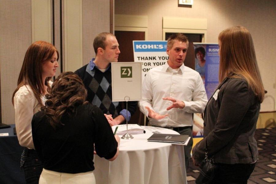Marquette-ing Club puts on annual jobs fair