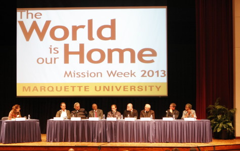 Mission week panel tackles health care