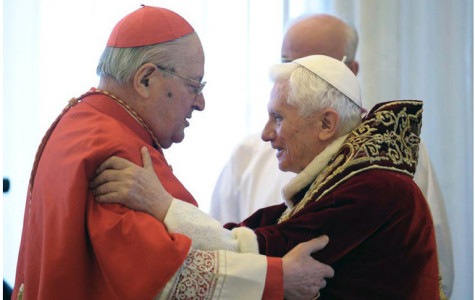 Pope Benedict XVI resigns, citing age
