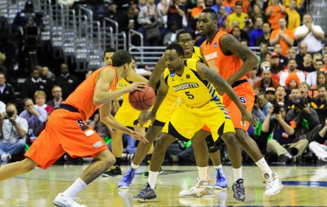 Ice cold Marquette falls to Syracuse 55-39