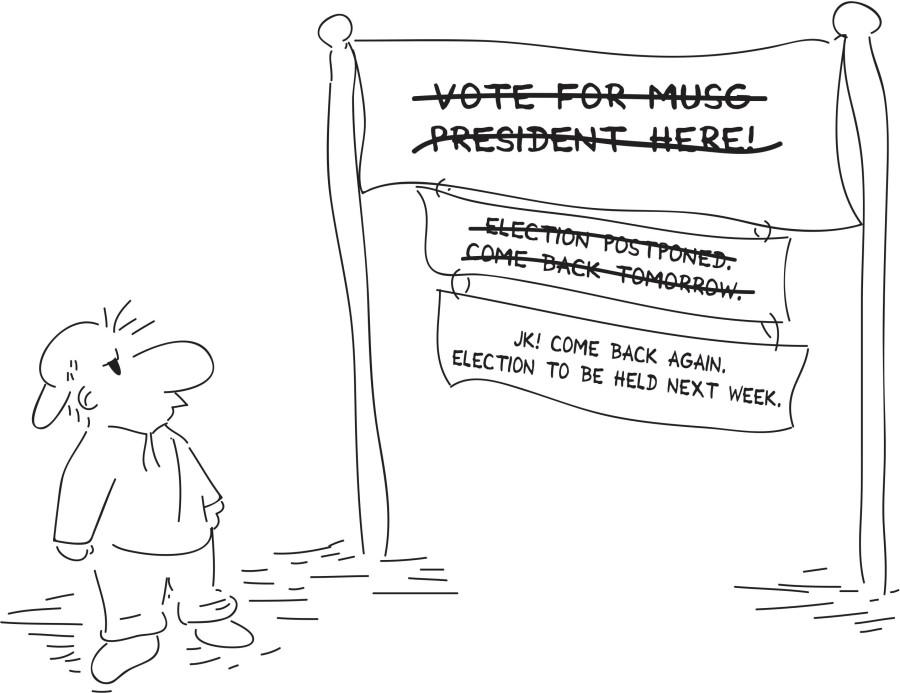 EDITORIAL: MUSG election miscues not likely to change perceptions