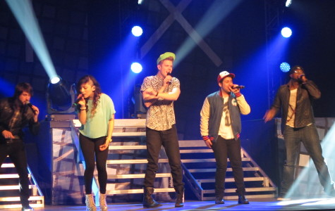 Pentatonix puts on pitch perfect performance