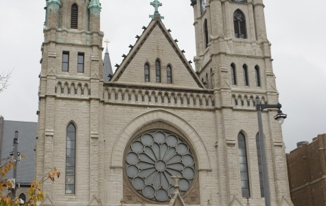 Weddings at Gesu ring of Marquette love stories