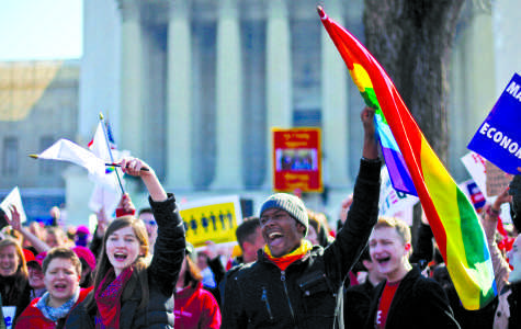 Supreme Court meets over marriage equality