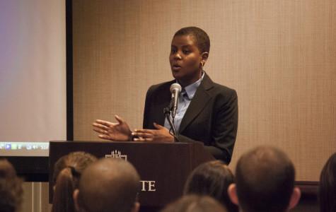 Rwandan genocide survivor speaks at MU