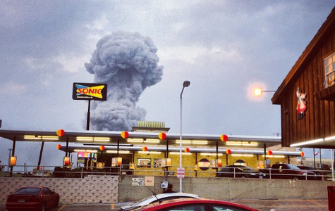 Explosion at Texas fertilizer plant causes dozens of casualties