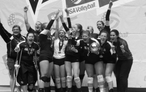 Women's club volleyball wins national championship
