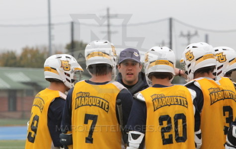 Men's lacrosse wins first home game in program history