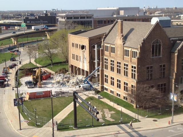 Sensenbrenner, other construction projects scheduled to finish in fall 2014