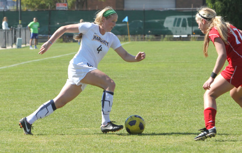 WSOC: Golden Eagles win Marquette Invitational