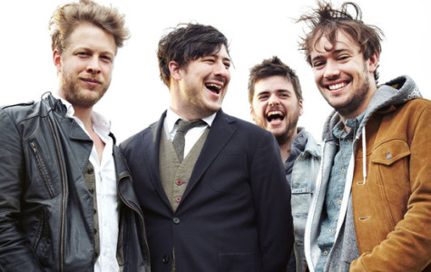 Mumford & Sons lights up the Marcus Ampitheater