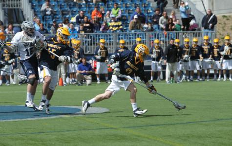 Men's lacrosse wins first game of the season