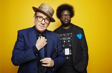 The Roots, Costello collaborate on gritty new album