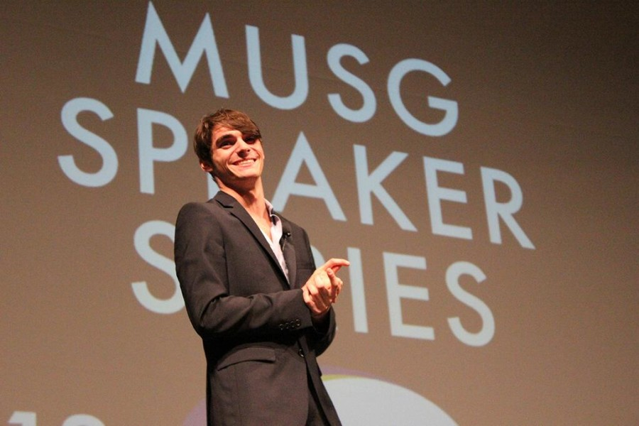 Q & A with RJ Mitte of Breaking Bad