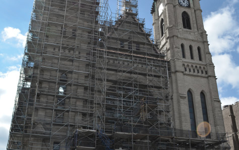 Gesu's exterior to remain under construction until 2014