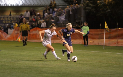 Women's soccer faces rivalry week