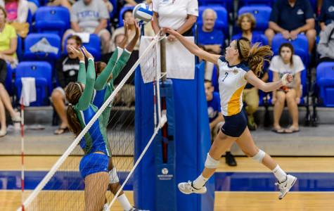 Volleyball finishes out Marquette Invitational with 2-0 day