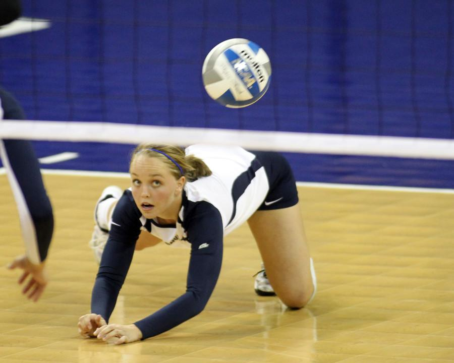 Volleyball faces stiff competition in Fort Myers